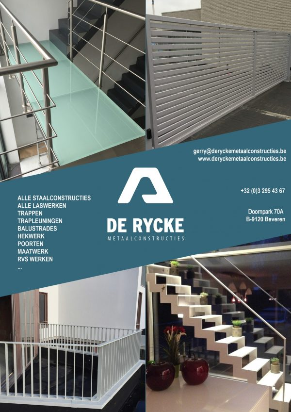 De Rycke Metaalconstructies